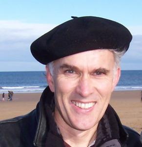 Dave plus beret