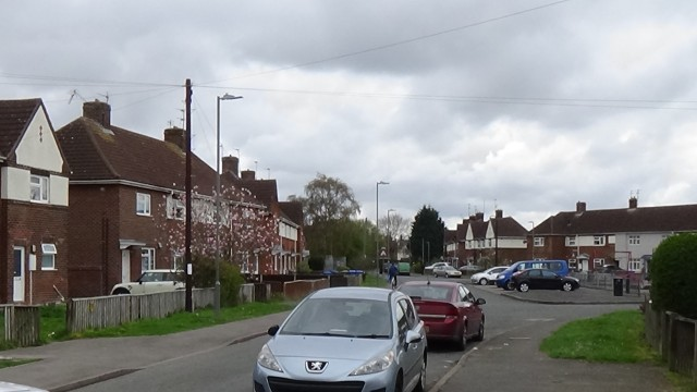 Kyme Road- Close up 2