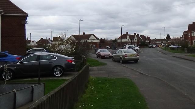 Taverner Road- Close up 2