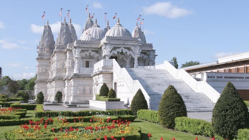Neasden Temple 2